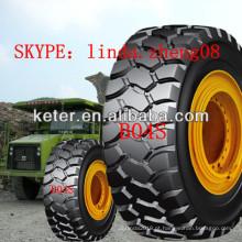 Marca Hilo 750 / 65r25 fora dos pneus de estrada,