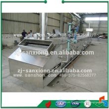 Food Processing Machinery Vegetable Fruit Blancher