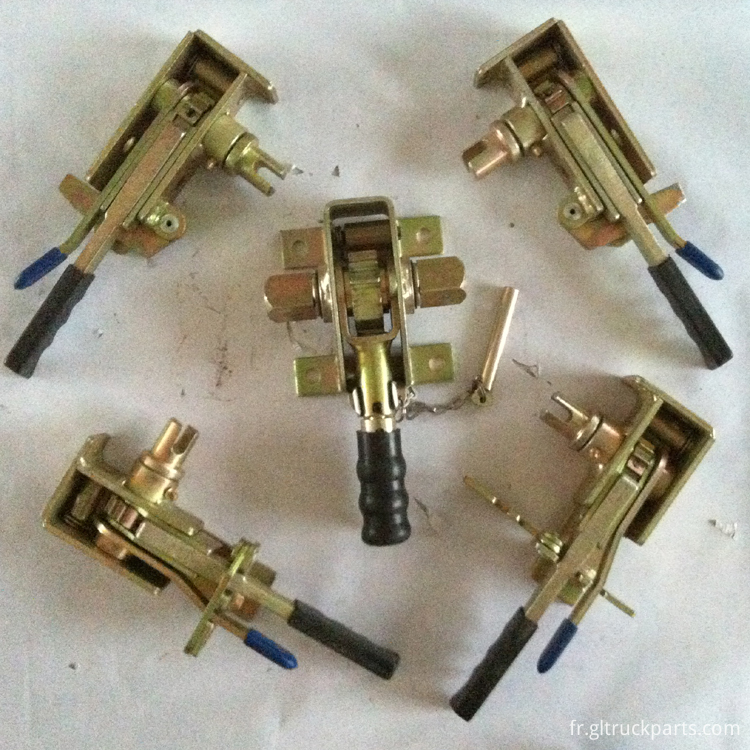 Curtain Sider Truck Ratchet Buckle Tensioners