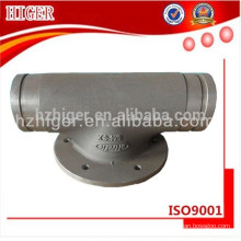 aluminum sand casting of connector parts