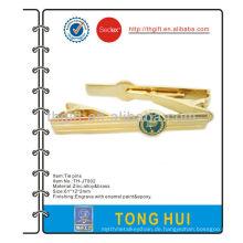 Weiche Emaille Metall Krawatte Pin / Clip / Bar mit Militär / Armee Design
