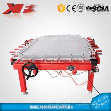 machine d'étirage d'écran pneumatique à vendre
