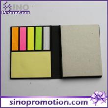 Moda bonita capa dura barato Pocket Notebook Folders