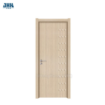 JHK-Front Door Designs Hotel Room Door PVC Door
