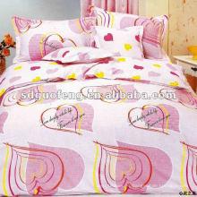 Tela de impresión digital 100% tela de poliéster, poli Textil textil de impresión textil del hogar ropa de cama de hospital conjunto de tela