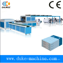 Cortador de papel A4 automático Calidad superior A4 y A3 Máquina de corte (DKHHJX-1100)