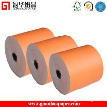 SGS 57 mm x 50 mm rollo de papel térmico de la posición