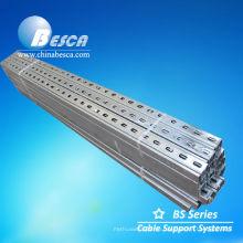 Stahl c Kanal unistrut perfiles Hersteller UL cUL CE