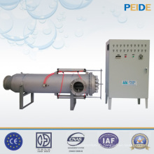 Stérilisateur UV pour désinfection UV pour purification du traitement de l'eau domestique