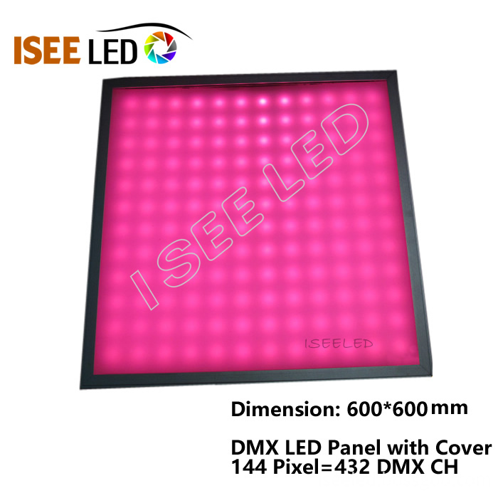 144 pixels led panel
