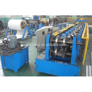 YTSING-YD-4842 Passé ISO et CE hydraulique C Z Purlin faire la machine de WuXi, forme C formant la machine