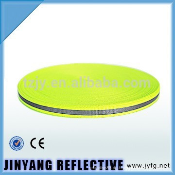 Sicherheit fluoreszierende Gurtband