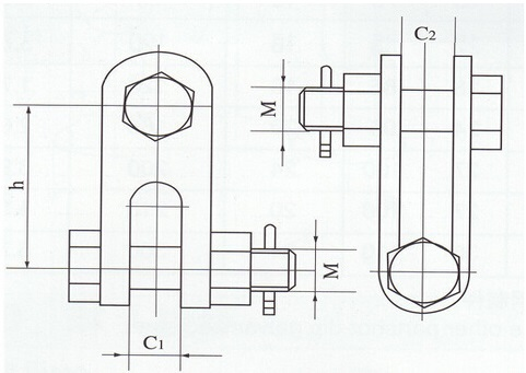 Z Type Clevis