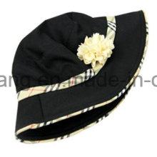Bonnet / chapeau de godet en coton, chapeau de souplesse