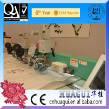 HUAGUI mini precio de costura mini máquina aplicador de diamante