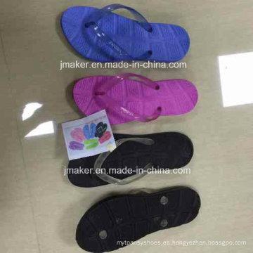 China Fabricación de zapatillas de EVA unisex de alta calidad