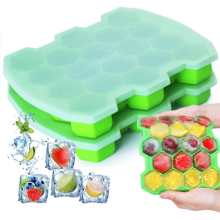 Custom Silicone Ice Cube Trays with Lids