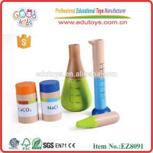 preschool educational toys wooden science experiments toy
