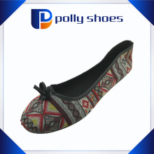 2016 New Design Lady Shoes Fashion Loafers