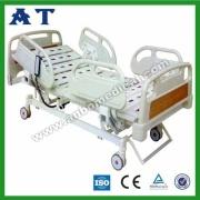 Cama de hospital eléctrica función cinco
