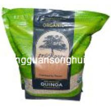 Plastic Rice Bag/ Stand up Bag/ Bag with Zipper/ Food Bag