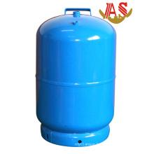 Cylindres de gaz de LPG et réservoir de gaz en acier pour la cuisson 4kg 5kg