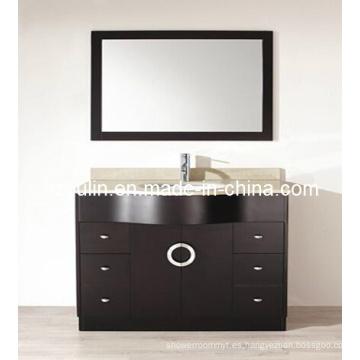 Mueble de baño moderno de madera Expresso (BA-1126)