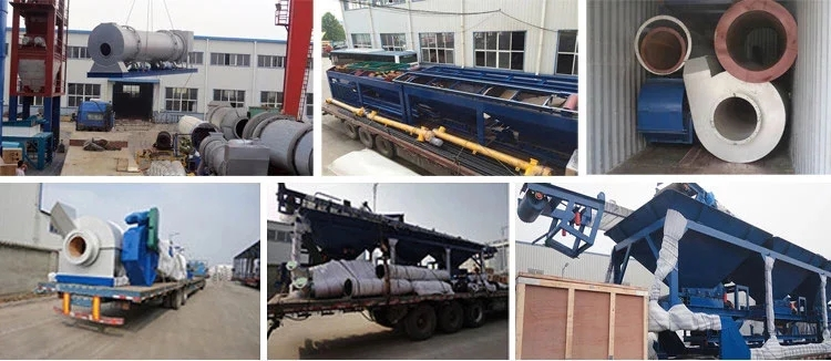 asphalt plant packing1