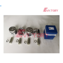 PERKINS excavator engine 404C piston kit