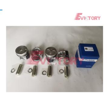 PERKINS excavateur moteur 404C piston kit