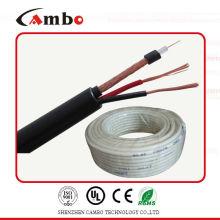 Fabricado na China RG59 poder para CCTV com bom preço.