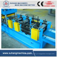 Máquina formadora de rolo de estrutura de porta de aço novo estilo