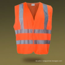 New EN20471 safety vest