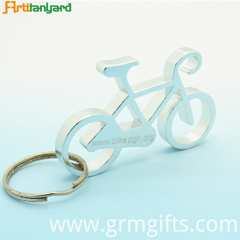 Personalized Bottle Opener Keychain