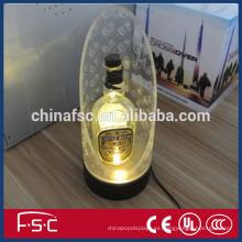 Promoción de venta de muestra de pared LED para publicidad de la exhibición