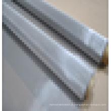 Tela de fio de malha fina de aço inoxidável / malha de filtro de 1 mícron / malha de arame de aço inoxidável de alta temperatura