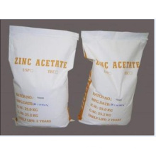 99% Zinc Acetate Anhydrate and Dihydrate Industry Grade