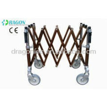 DW-TR006 Aluminum Alloy Church Trolley coffin trolley