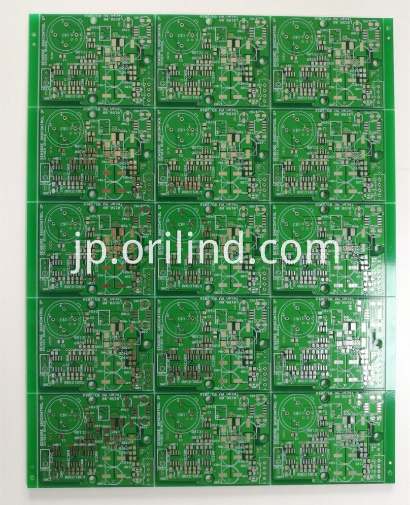 Peelable Mask circuit board