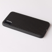 Carbon fiber phone case for iphone 8