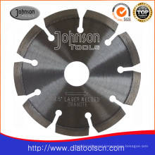 Diamond Stone Cutter: 115mm Laser Saw Blade for Stone