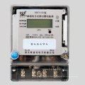 Single Phase Digital Electronic Watt-Hour Meter with Prepaid Function