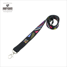 "100PCS High Quality Black Neck Strap Lanyard for ID Card /Cell Phone 3/4"" (20mm) Width"