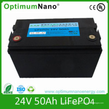 Batería de litio entera de la venta 24V 50ah