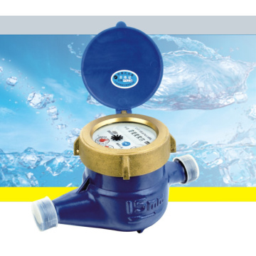 Rotary Vane Wet Water Meter