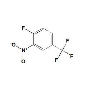4-Bromo-3-nitrobenzotrifluoreto N ° CAS 349-03-1