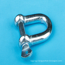 5mm Galv Small D Shackle