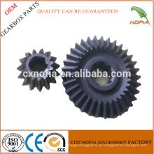 M5Z15 roda chanfrada de engrenagens cônicas de alta precisão para peças da caixa de engrenagens