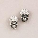 stud earring diamond decorated