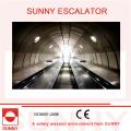 Эскалатор повышенной прочности с антискользящими канавками и безвинтовым внутренним покрытием, Sn-Es-D035